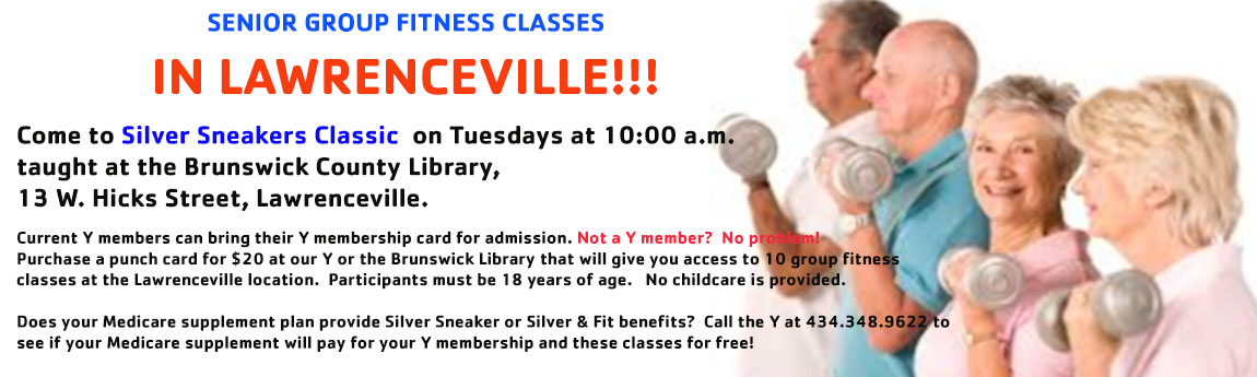 Lawrenceville Senior Group Fitness